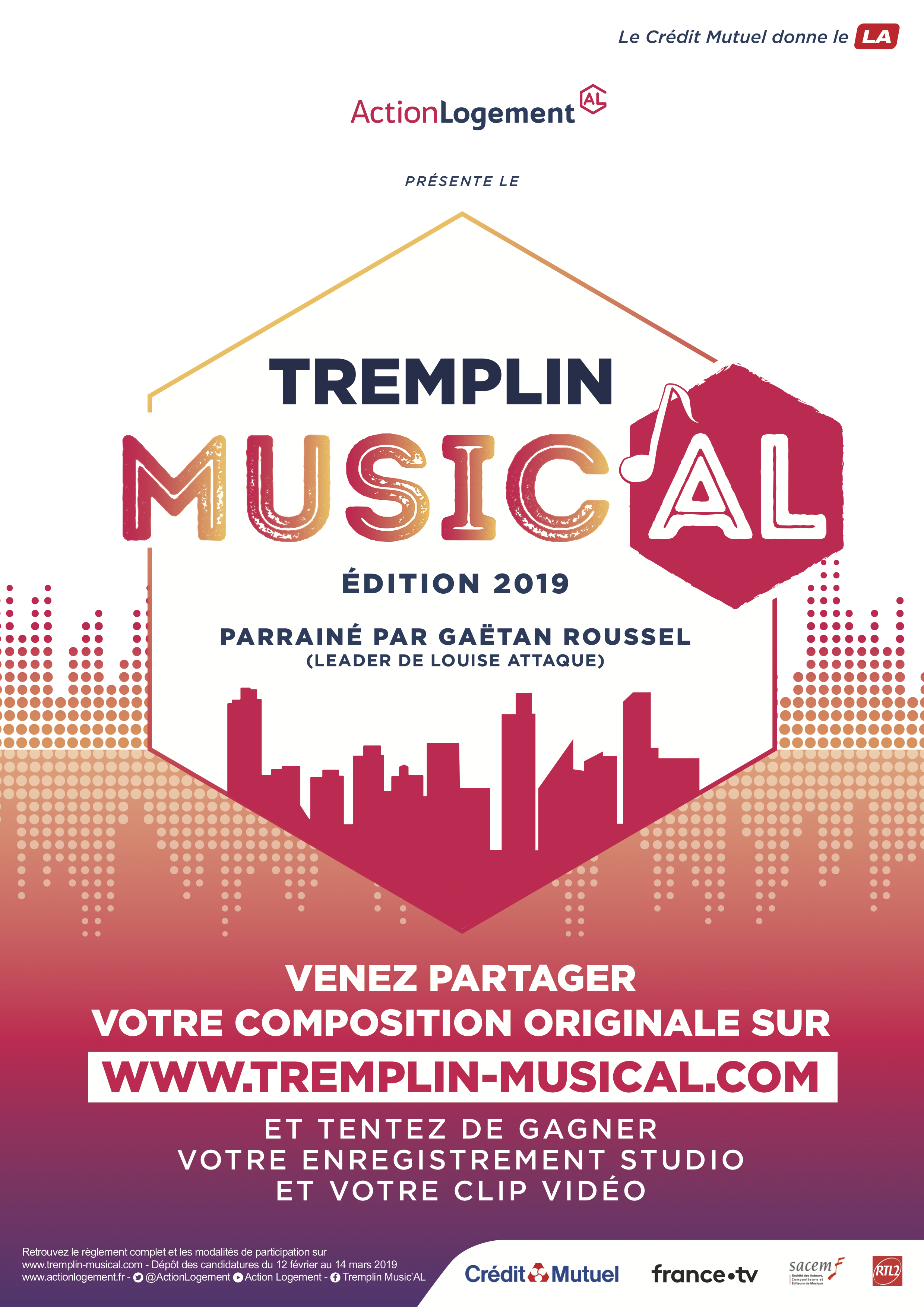Tremplin Musical édition 2019